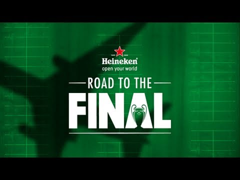 Heineken - Road to the Final