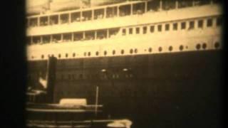 Download TITANIC 1912 ORIGINAL FILM  FOOTAGE VERY VERY RARE FILM, 3Gp Mp4