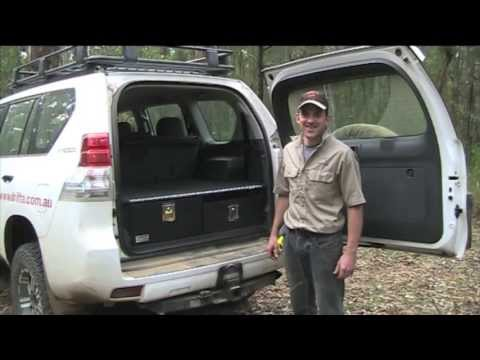 How To Make 4wd Storage Drawer System Part 1 Of 4 Mp4