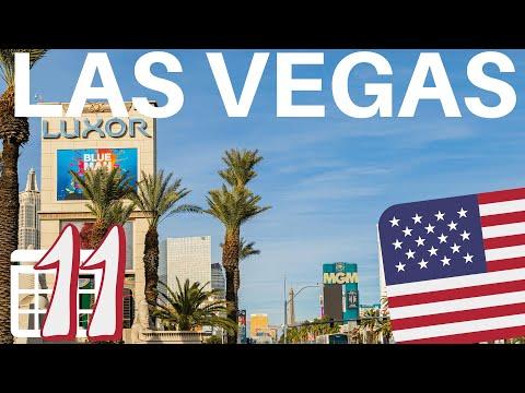 Las Vegas Strip - USA Roadtrip Dezember Tag 11 - Cosmopolitan bis Luxor - USA VLOG