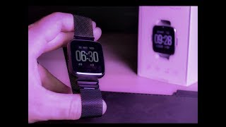 The Best Budget Fitness Tracker Smart Watch 2019 - AMAZING VALUE!