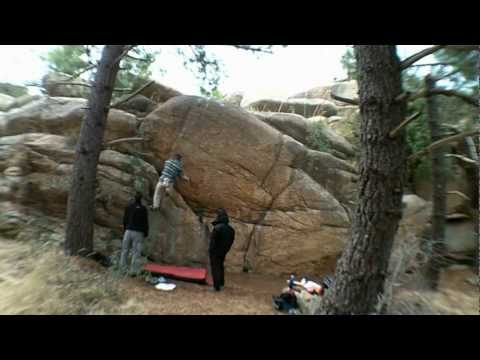 The Bouldering Fellowship