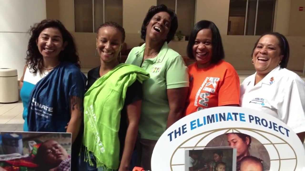 Eliminate Project Kiwanis 2013 Kiwanis The Eliminate