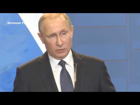 Путин доступно объяснил почему Украина напала на Донбасс