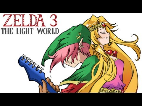 Zelda 3 [The Light World] | The Amazing BrandO