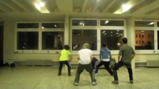 Michael Jackson Flashmob Dance Tribute - Ankara (dance steps) part2