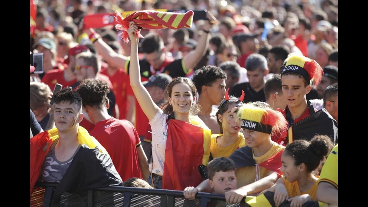 'Third place is very good' – Belgium fans react after team's win over England in FIFA World Cup 2018