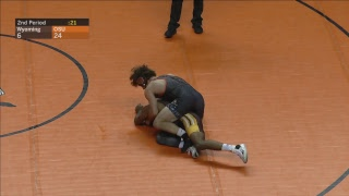 Oklahoma State Cowboy Wrestling vs. Wyoming