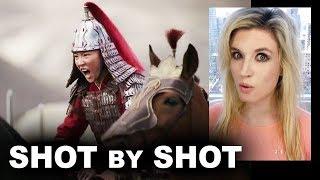 Mulan Trailer 2020 BREAKDOWN