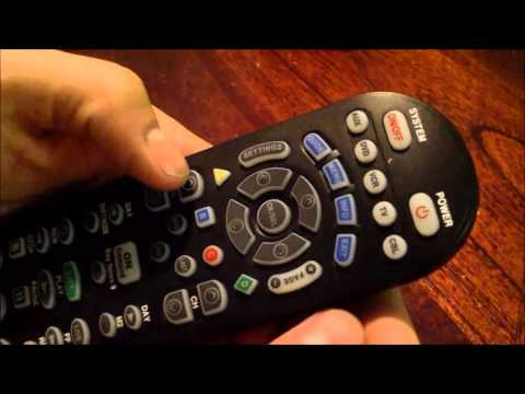 HOW TO PROGRAM VOLUME BUTTON ON CABLE REMOTE CONTROL