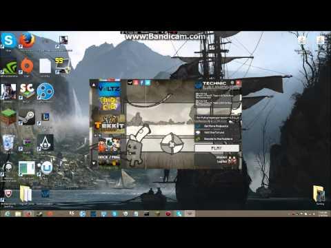 Tekkit Hacked Client 3.1.3 (PC)