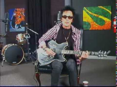 Earl Slick on His Guitar and Gear