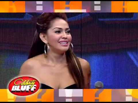 Celebrity Bluff: Barbie to the rescue! - YouTube