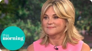 Anthea Turner On How To Be A Successful Stepmum After A Divorce | This Morning
