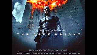 The Dark Knight OST - A Dark Knight