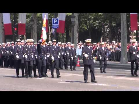 France Paris military parade 14 July 2013 French army national Bastille Day