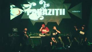 Parazitii - Emotii - live in Club Colectiv 10-04-2014