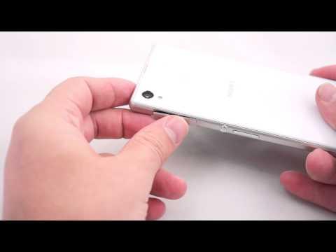 Sony Xperia Z1 SIM i microSD