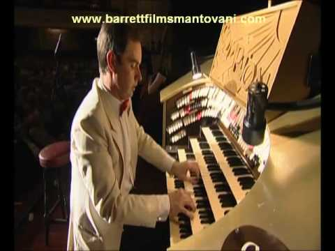 Phantom Of The Opera Medley Played On Compton Organ By Michael Wooldridge Of Worthing