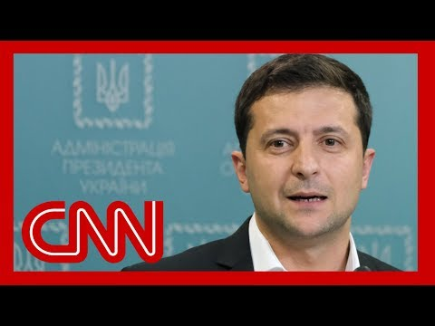 How Ukrainian President Zelensky almost appeared on CNN ... and then didn't