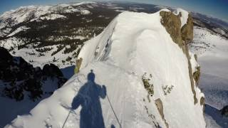 Paranoid Flats - Mammoth Mountain - ETs Crack
