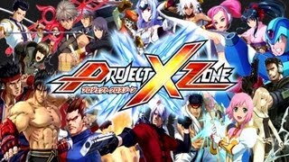 Project X - [HD] Project X Zone All Attacks (プロジェクト クロスゾーン)