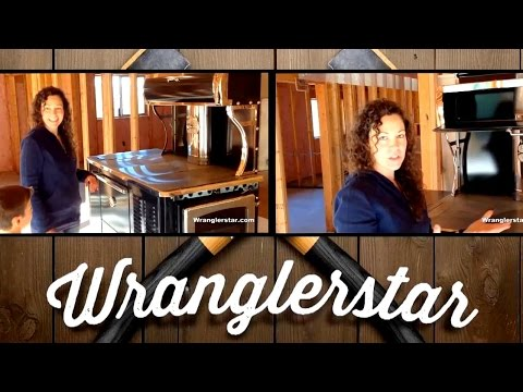Flame View Wood Cook Stove - Wranglerstar