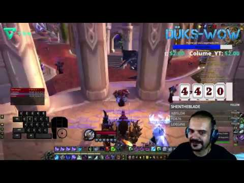 World of Warcraft    En Directo