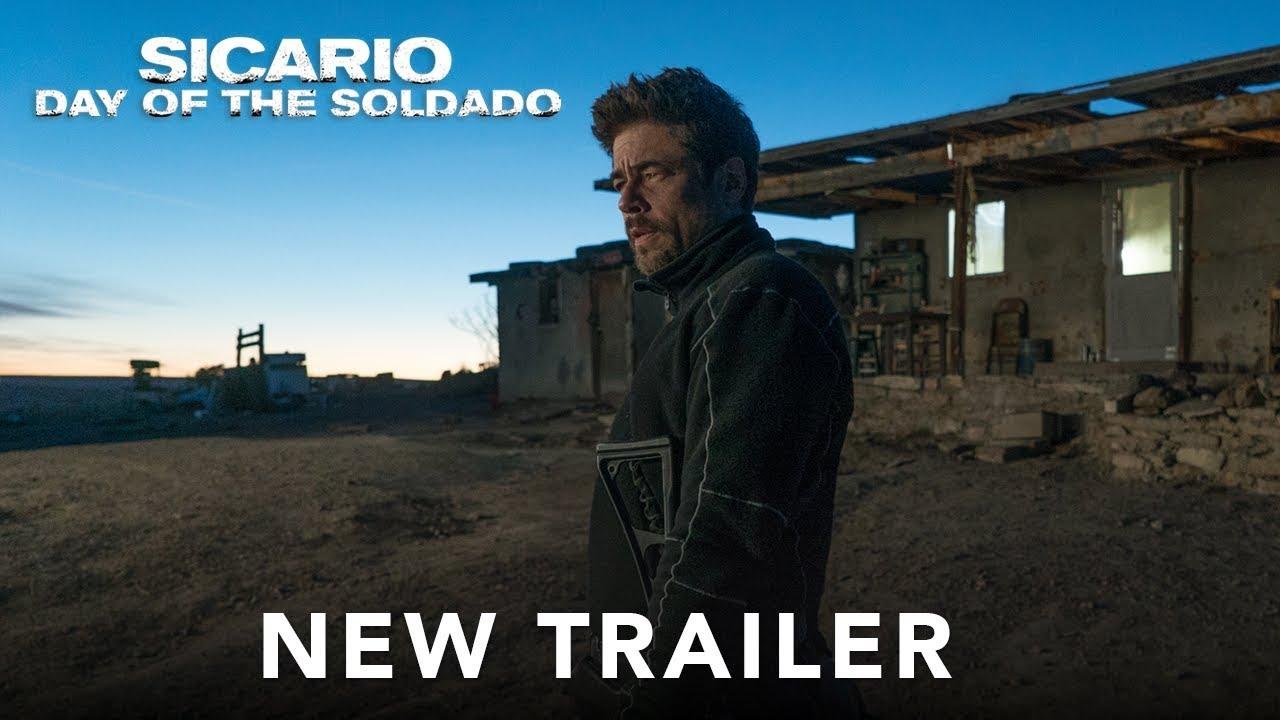 Sicario 2: Soldado (2018)