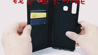 wallet leather flip case for samsung smart phones