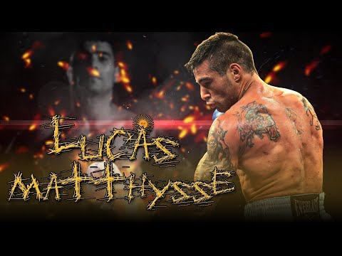 Lucas Matthysse - The Best Punches | Combinations | 2018