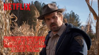 Stranger Things: Spotlight | David Harbour | Netflix
