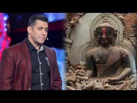 Salman Khan: 'Being Human' Not Donating for Nepal Quake Victims