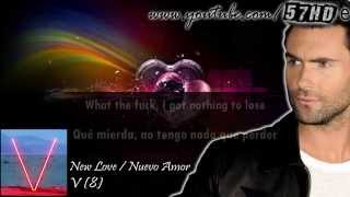 Maroon 5 - New Love HD Video Subtitulado Español English Lyrics