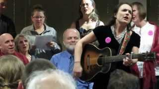 Christmas Country Dance School - Berea, KY - Parlor with Emily Miller - singer