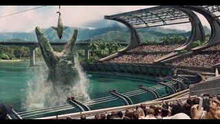 El Mosasaurio - Jurassic World - Español Latino.