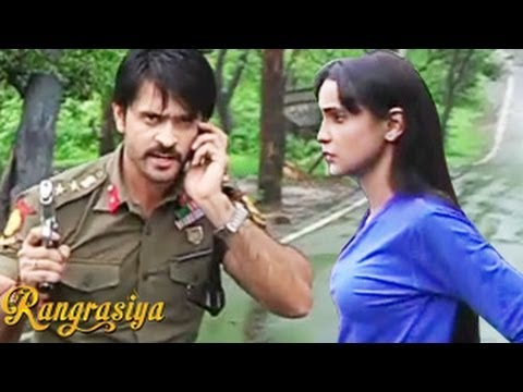 Rudra & Paro's SHOCKING TWISTS in HONEYMOON in Rangrasiya 8th July 2014 FULL EPISODE HD