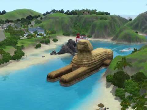 Proof That Aliens Built The Sphinx In Al Simhara!