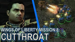 Starcraft II: Wings of Liberty Mission 8 - Cutthroat