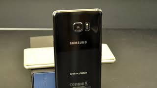 Копия Samsung Galaxy Note 7 - наиболее развитая копия в мире!