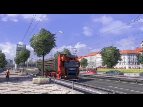 ETS2 Going East! DLC Gameplay Walkthrough (Euro Truck Simulator 2)
