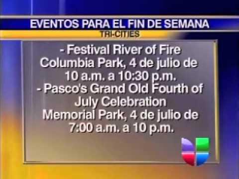 Eventos para el Fin de Semana Festivo