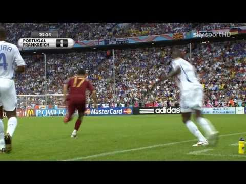 Cristiano Ronaldo vs France World Cup 2006 HD by Hristow