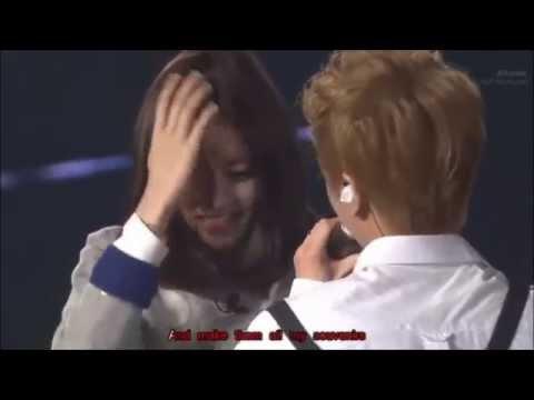 Best Moments Leeteuk(이특) & Kang Sora(강소라) ♥Dimple Couple♥