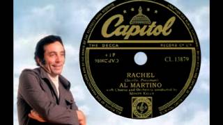 Watch Al Martino Rachel video