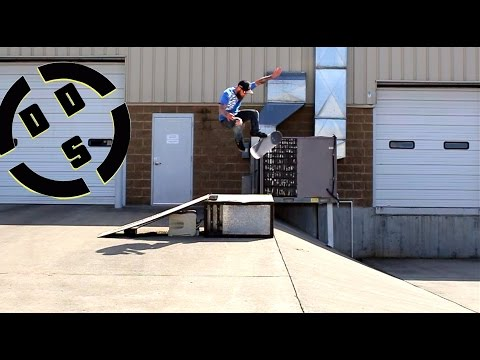 Skateboarding The Best Trash!  DDS EP. 6