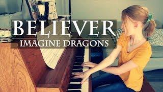 Believer - Imagine Dragons Piano Cover