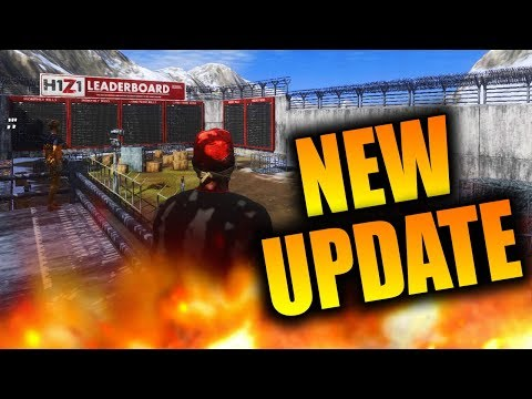New H1Z1 Update! New Weapon Recoil, In Game Leaderboards, Trickster Crate (KOTK Patch Notes)