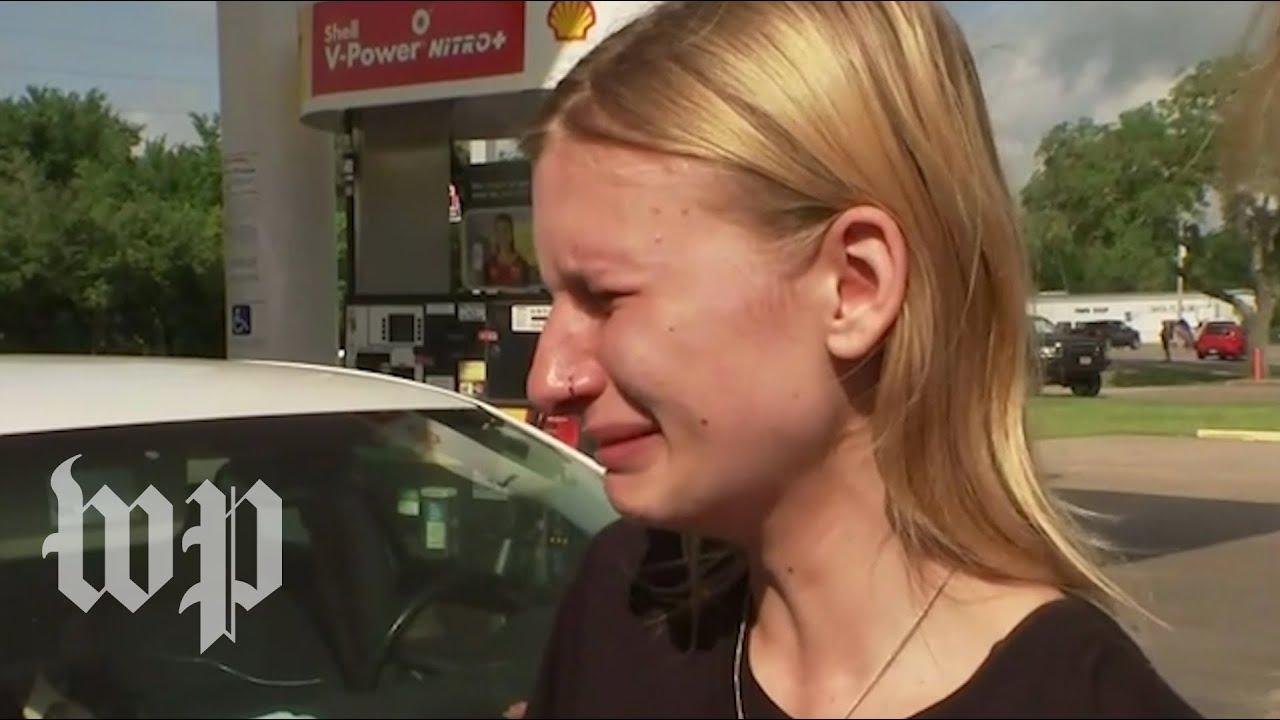'Boom!': Students describe the deadly Texas school shooting