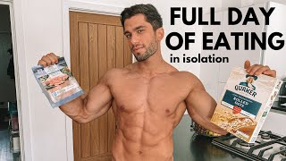 Full Day Of Eating | Self Isolating Edition | Intuitive Eating